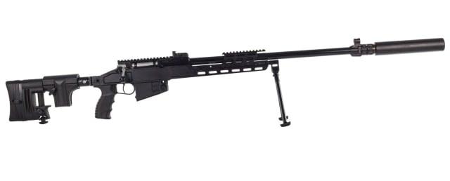 Снайперская винтовка СВ-98<br>Калибр — 7,62 мм, длина — 1200 мм, вес — 5,5 кг, магазин — 10 патронов, эффективная дальность стрельбы — 800 м, практическая скорострельность — 10 выстрелов в минуту.