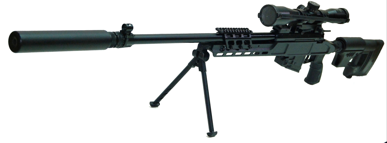 """Модернизированная винтовка СВ-98. Источник: ОАО """"НПО """"Ижмаш""""."""