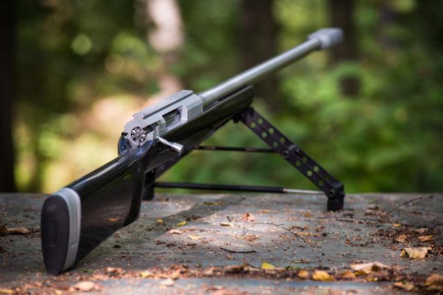 """Сверхдальнобойная снайперская винтовка Лобаева SVLK14S """"Сумрак""""."""