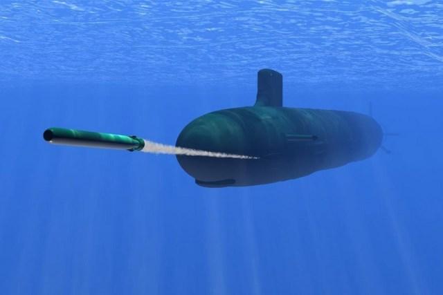 Сверхлегкая малокалиберная торпеда ВМС США
