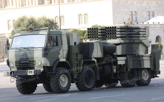 РСЗО Т-122 Sakarya