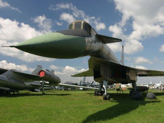 Бомбардировщик-ракетоносец Т-4