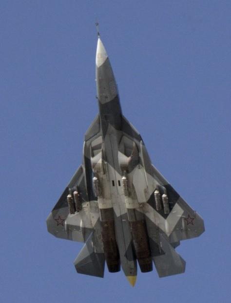 Самолет Т-50-2