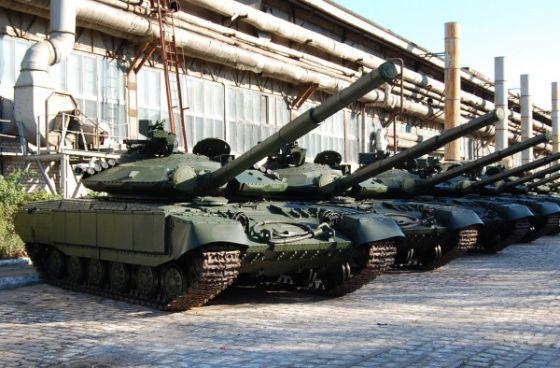 Танки Т-64Б1М