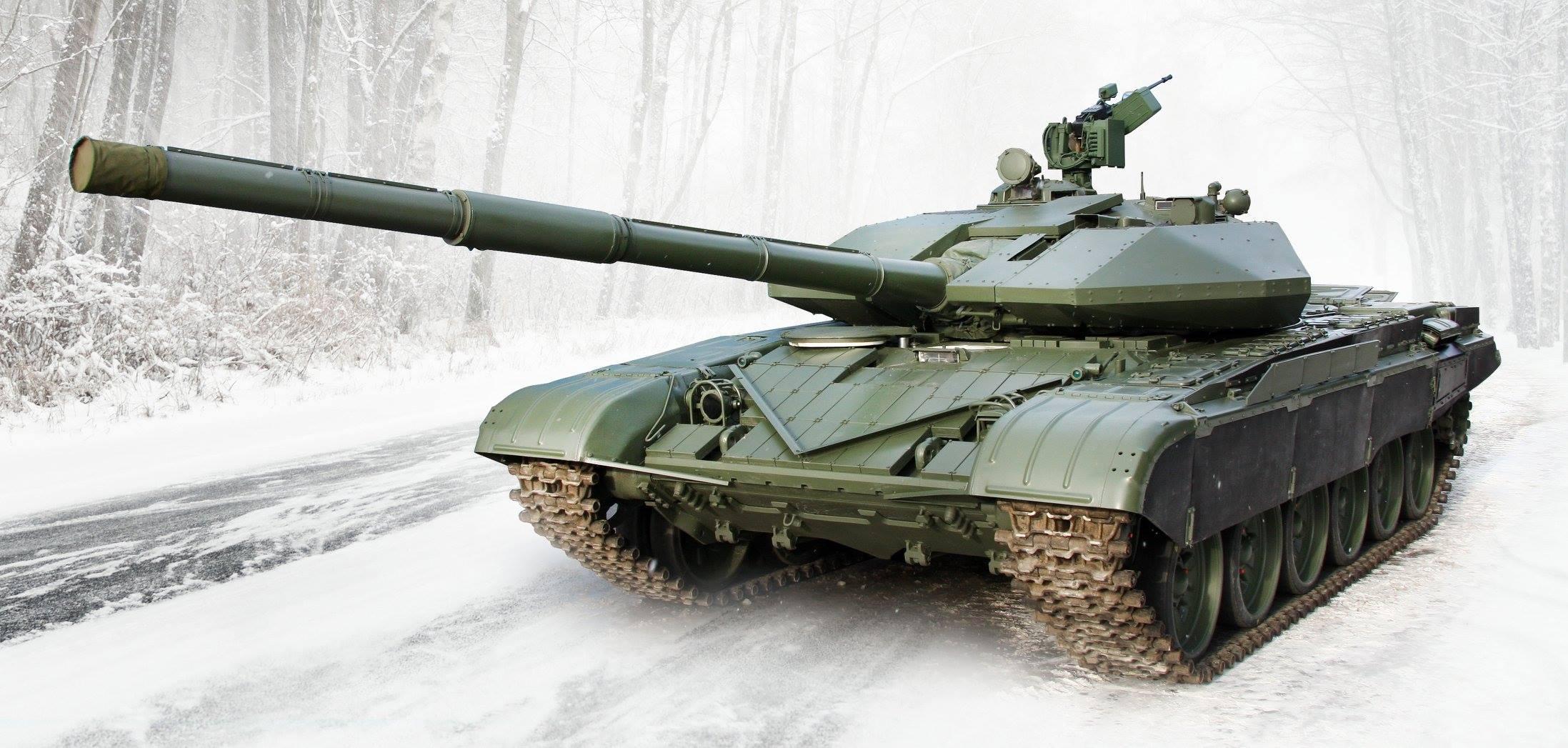 T-72 Scarab на IDET 2017, Брно, Чехия.