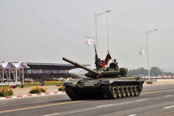 Танк Т-72АВ
