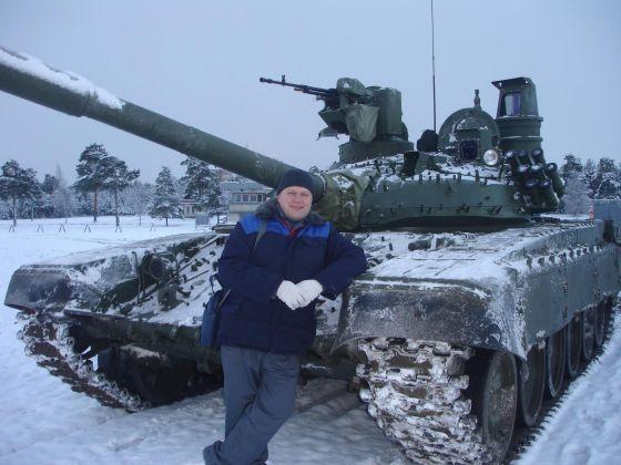 Танк Т-72Б1