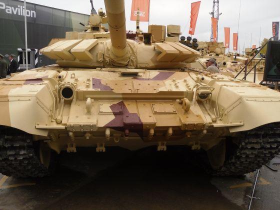 Т-72Б3 с Арена-Э