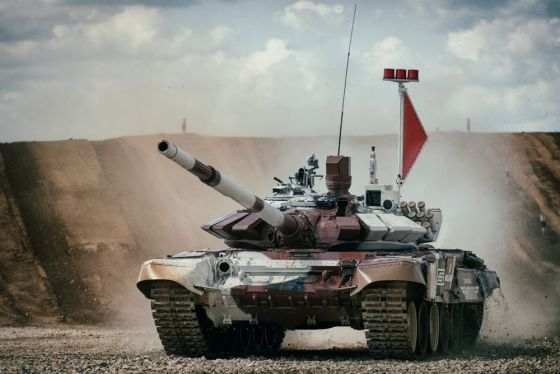 Танк Т-72Б3М
