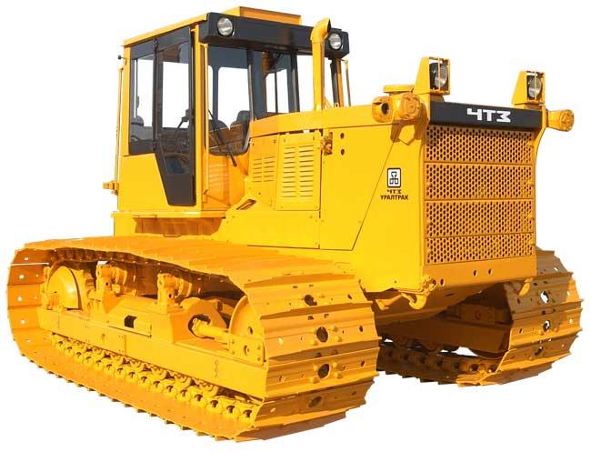 Трактор Т10МБ (болотоходный) - Челябинский Тракторный Завод (ЧТЗ).