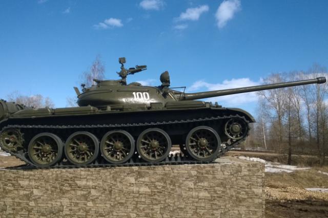 Т-54 образца 1949 года (Т-54-2).