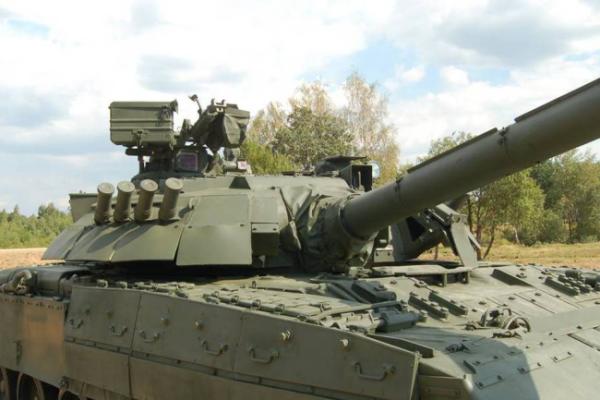 Т-80 / rg.ru