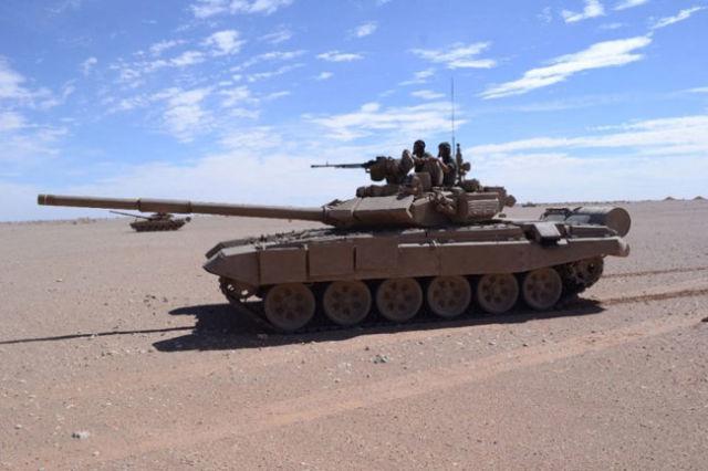 Т-90С ВС Ирака