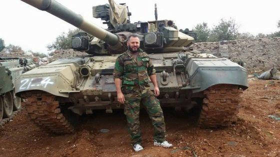 Сирийский Т-90
