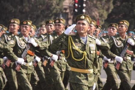 ВС Таджикистана