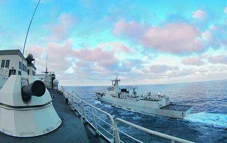 Тайбэю необходимо укрепляться как можно быстрее, поскольку вероятность китайской агрессии растет с большой скоростью. Фото с сайта www.chinamil.com.cn