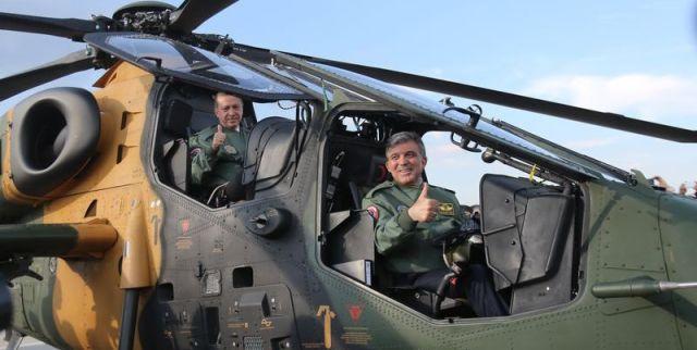Тайип Эрдоган и Абдуллах Гюль