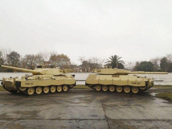 Прототипы танков ТАМ