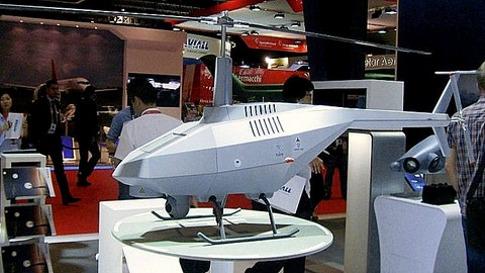 Модель Tanan Block 2 в масштабе 1:4 была представлена на Сингапурском авиашоу с 11-16 февраля.