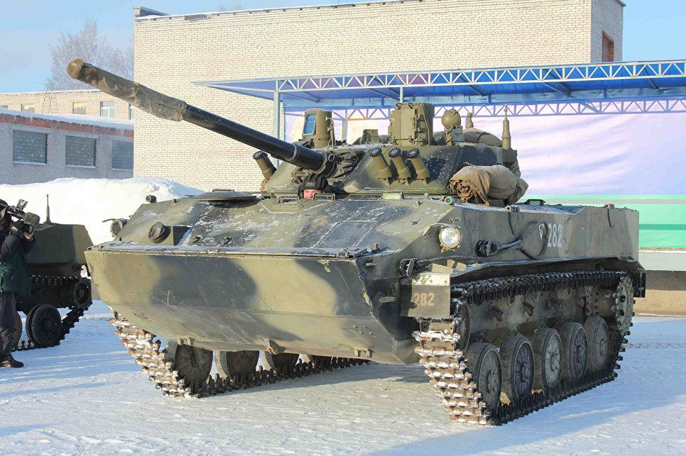 Танк БМД-4М.