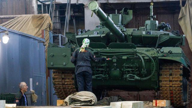 Т-90М «Прорыв»