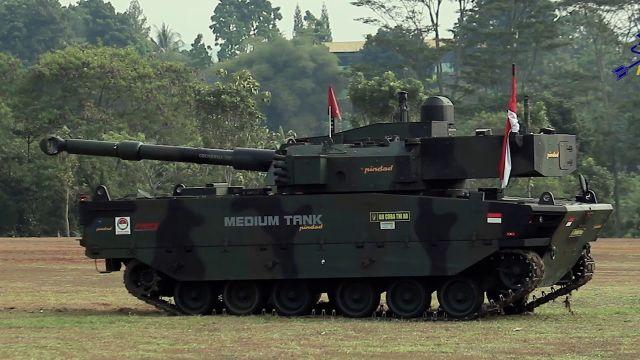 Танк PT Pindad (Persero)