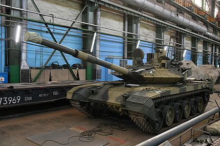Танк Т-90М «Прорыв» готов к отправке в войска. Фото пресс-службы УВЗ