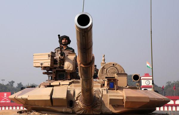 Танк Т-90С Bhishma