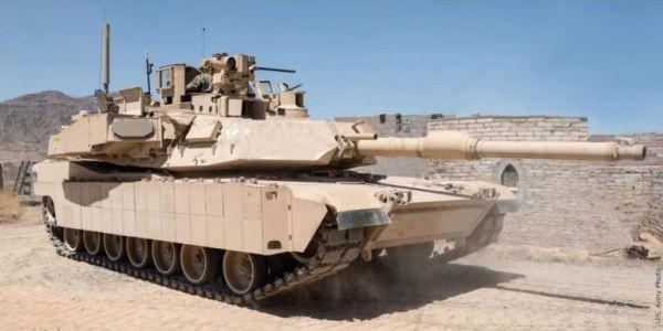 Танк M1A2 SEPv2 Abrams