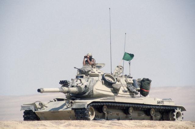 Танк М60