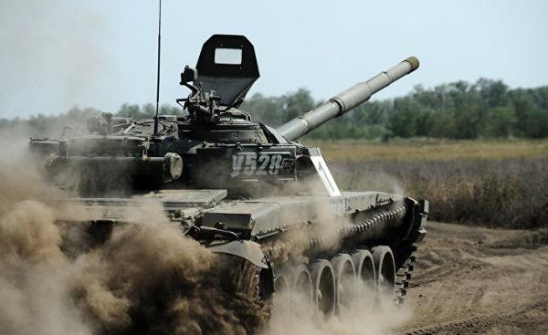 Танк Т-72 Б1