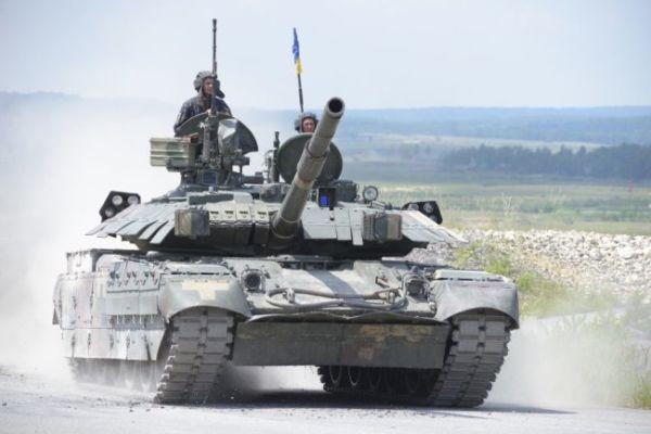 "Танк Т-84 ""Оплот"""