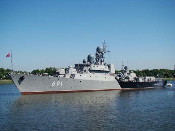 Ракетный корабль «Татарстан»