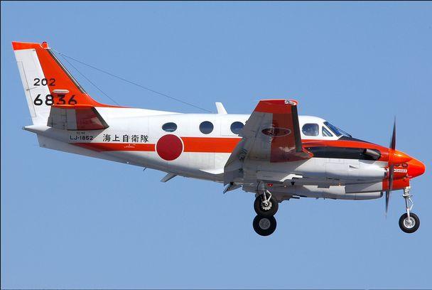 Двухмоторный самолет TC-90 для Филиппин.