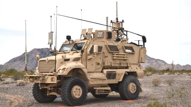 Вот как выглядят наземные войска для системы радиоэлектронной борьбы и почему это так важно