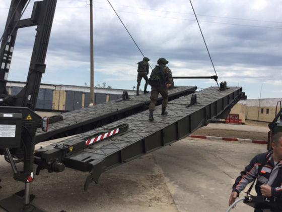 Мост ТММ-3М2