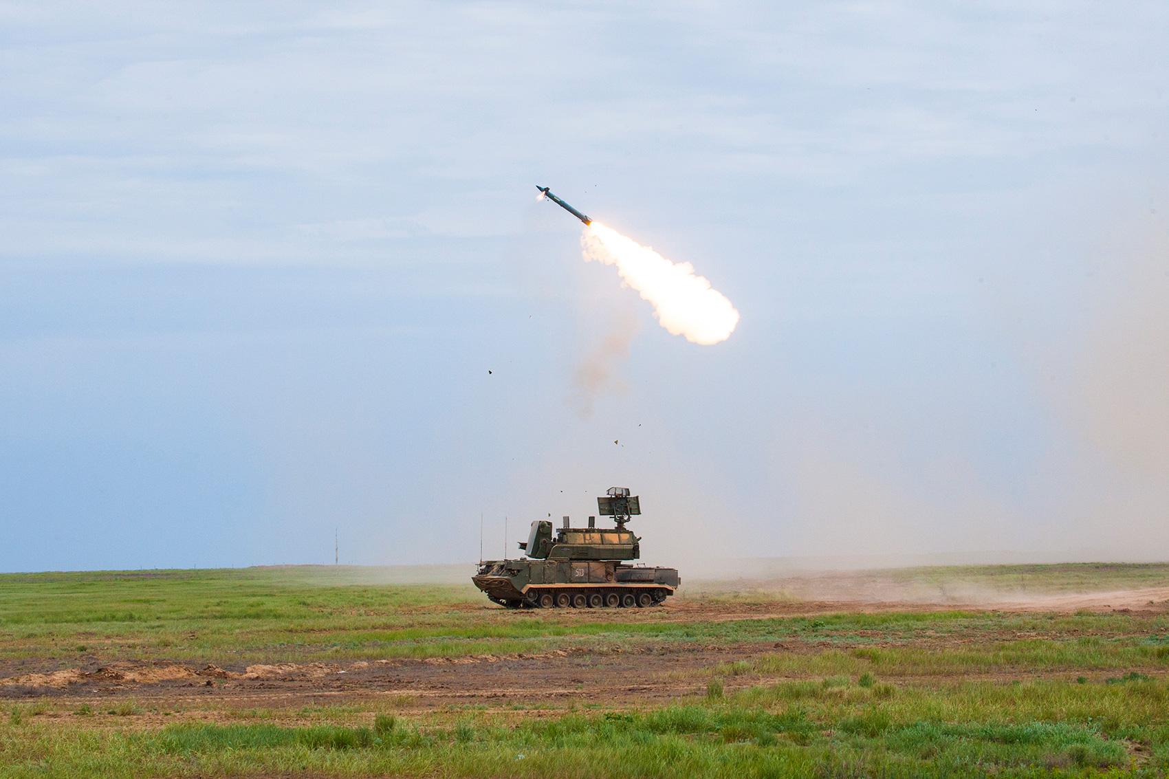 Зенитный ракетный комплекс (ЗРК) «Тор-М2У»