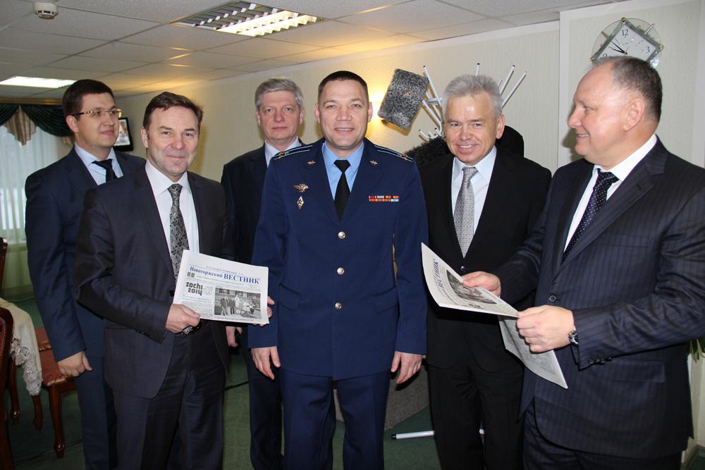 Делегация холдинга «Вертолеты России» встретилась с руководством Центра боевого применения и переучивания летного состава армейской авиации в городе Торжке.