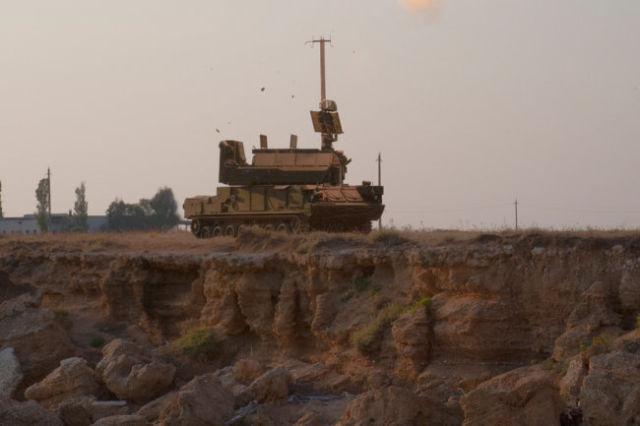 """""""Тор-М2"""" был испытан в реальных боевых условиях."""