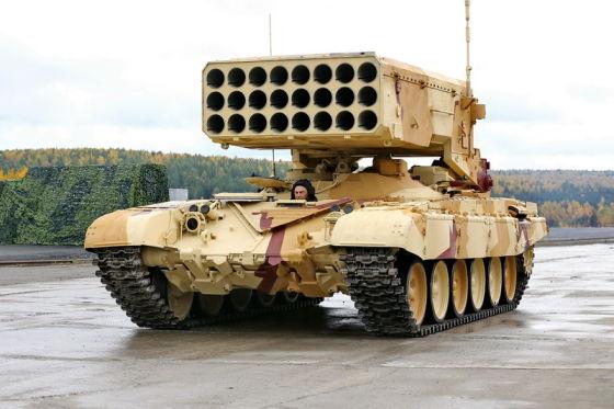 ТОС-1 «Буратино»