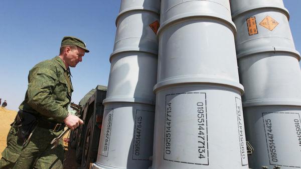 Транспортно-пусковые контейнеры ракет системы С-300