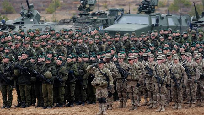 Учения НАТО Trident Juncture 2015.