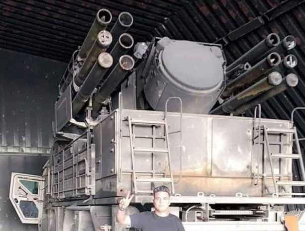 Трофейный ЗРК «Панцирь» становится иконой в пропагандистской войне в Ливии