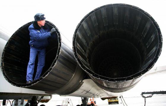 Двигатели Ту-160