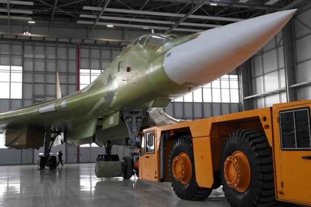 Ту-160М2 Архивное фото
