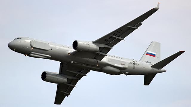 Ту-204ОН – крайне нужный ВВС России самолет-разведчик
