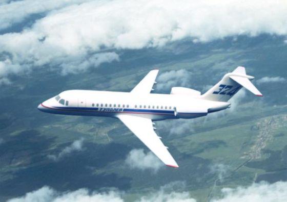 Самолет Ту-324