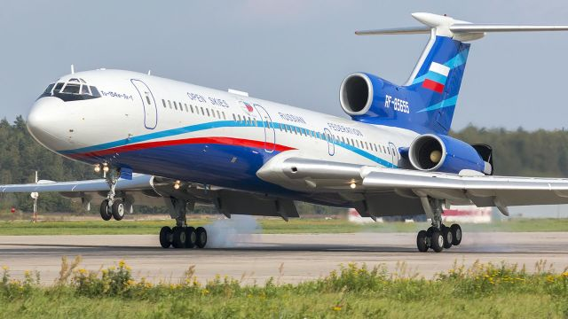 Ту-154М ЛК-1