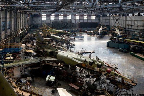 Ту-22М3 на модернизации до Ту-22М3М