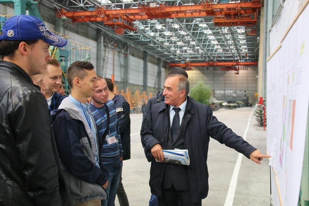 Слет молодых специалистов ПАО «Туполев».